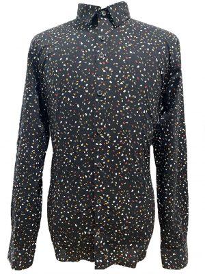 Chemises chemise à motifs