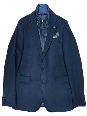 Braderie veste avec doublure matelassée