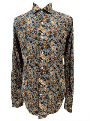 Chemises chemise à imprimé floral