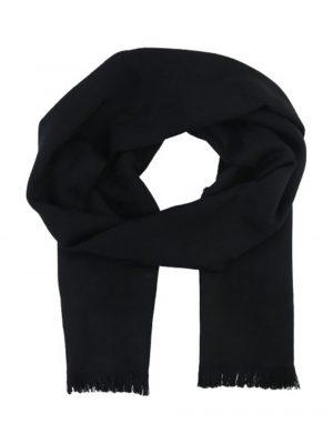 Accessoires écharpe en laine noir