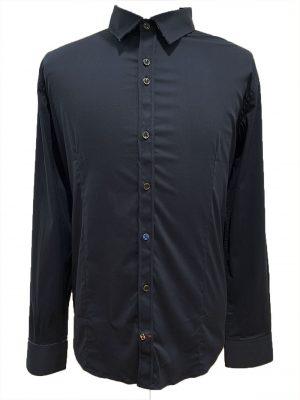 Chemises chemise en coton uni