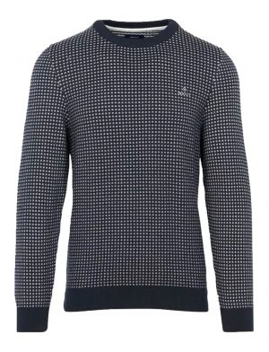 Gant pull col rond regular-fit