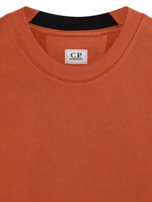 CP Company sweat ras de coup en molleton