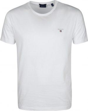 Gant t-shirt original blanc