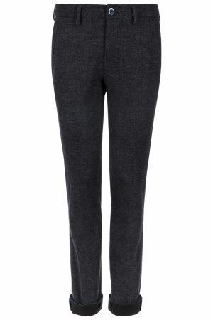 Mason's pantalon chino torino style gris