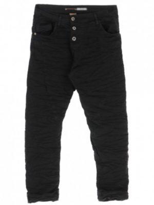 Pantalons Pantalon P78 en coton Black – Please