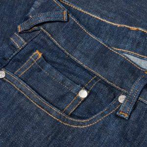 Jeans Jean coupe fuselée – Bleu
