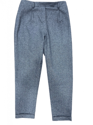 Pantalons Pantalon droit GRIS