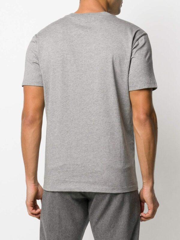 AMI Paris t-shirt à logo brodé