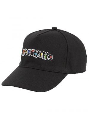 Accessoires casquette en toile à logo brodé