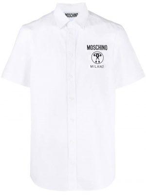 Chemises chemise à logo imprimé