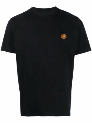 Kenzo t-shirt à tigre brodé