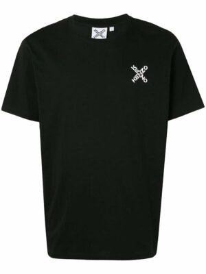 Kenzo t-shirt à logo imprimé