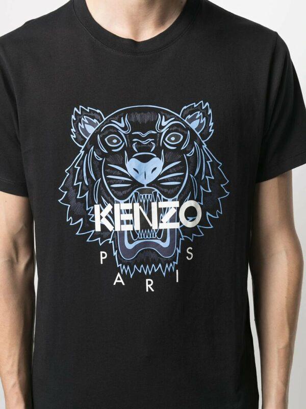 Hauts t-shirt à motif Tigre