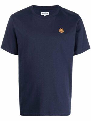 Kenzo t-shirt à patch logo