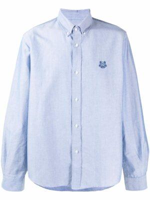 Chemises chemise à motif tigre