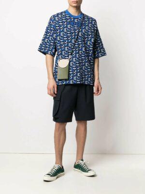 Kenzo t-shirt à imprimé graphique