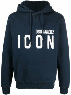 DSquared2 hoodie à imprimé Icon
