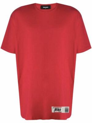 DSquared2 t-shirt à logo appliqué