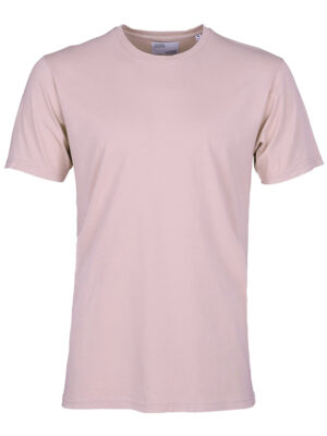 Colorful Standard Classic Organic Tee – Faded Pink