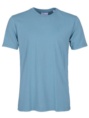 Colorful Standard Classic Organic Tee – Stone Blue
