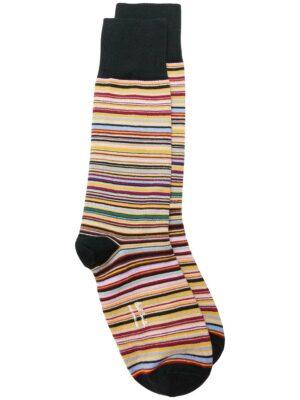Men chaussettes à rayures