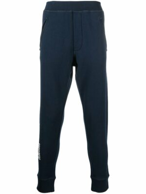 Dsquared2 pantalon de jogging à imprimé Icon