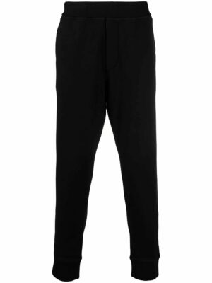Dsquared2 pantalon de jogging à coupe fuselée
