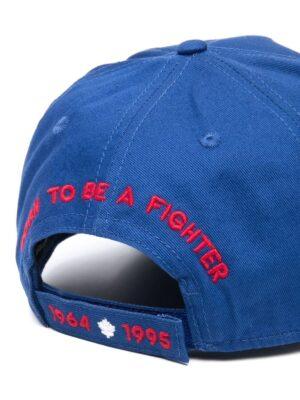 Accessoires casquette à broderies
