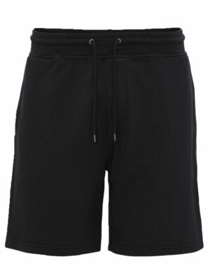 Colorful Standard classic organic sweatshorts – deep black