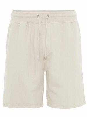 Colorful Standard classic organic sweatshorts – ivory white