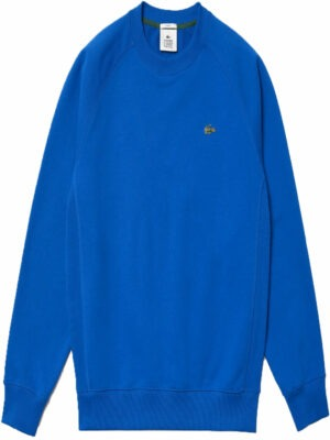Lacoste Live Sweatshirt unisexe Lacoste LIVE ample en molleton de coton