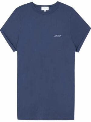 """Maison Labiche Le tee-shirt Poitou broderie """"Amour"""""""