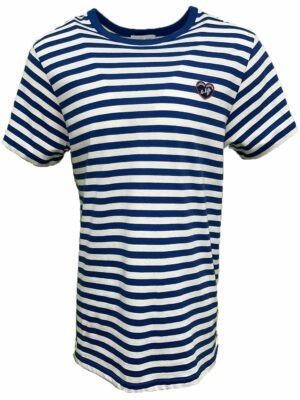 "Maison Labiche Le tee-shirt Dahomey patch ""MLB te Kiffe"""