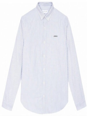 "Chemises La chemise Malesherbes broderie ""Amour"""