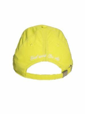 """Accessoires casquette nylon – """"RHÔNE"""" – lime"""