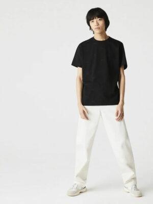 Lacoste Live T-shirt Lacoste LIVE à motif monogramme