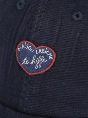 """Accessoires Casquette classique patch """"Maison Labiche te kiffe"""""""