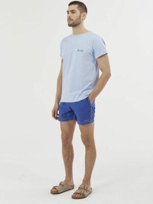 "Maison Labiche Le tee-shirt Poitou broderie ""The Dude"""