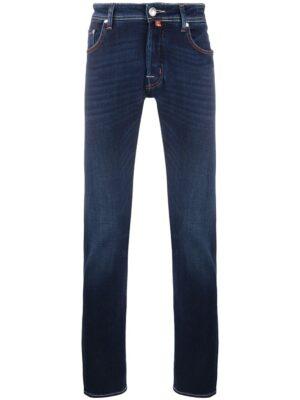 Jacob Cohen jean slim à taille basse