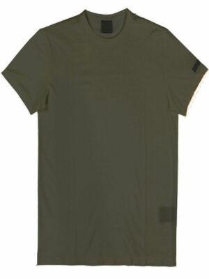 Men t-shirt macro