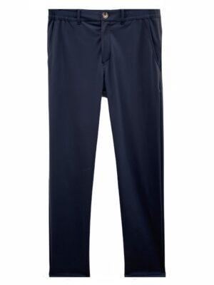 Cala Pantalon bleu chino lescudo