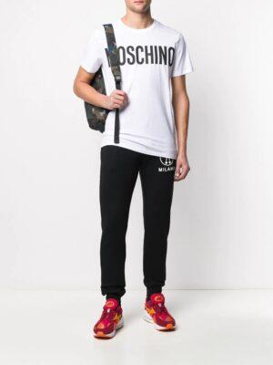 Men pantalon de jogging à logo