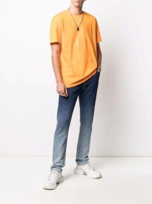 Hauts t-shirt à logo imprimé