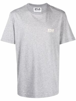 Golden Goose t-shirt à logo imprimé