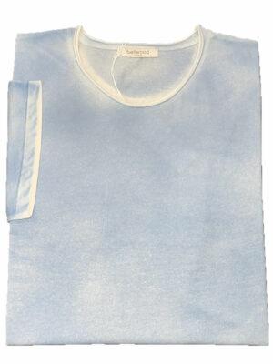 Bellwood T-shirt en coton tie dye