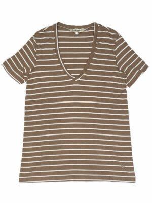 Hauts Tee shirt col v