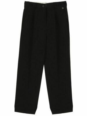 Dixie Pantalon 7/8 à pinces et plis marqués
