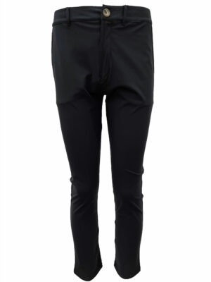 Cala Pantalon noir chino lescudo
