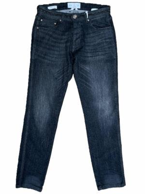 ACE Denim Jeans avec bandes brutes